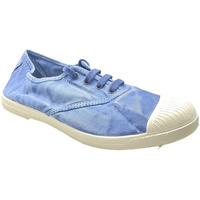 Sko Dame Højhælede sko Natural World NAW102E690ce blu