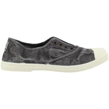 Sko Dame Højhælede sko Natural World NAW102E601ne nero