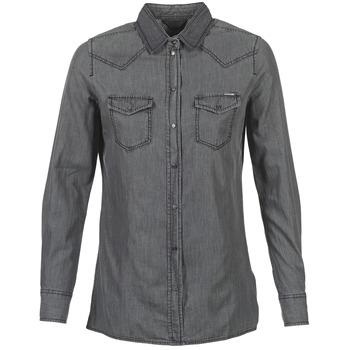 textil Dame Skjorter / Skjortebluser Diesel DE SOVY RE Grå