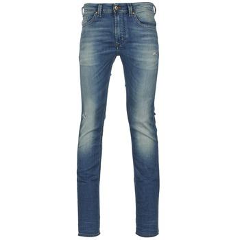 textil Herre Smalle jeans Diesel THAVAR NE Blå / 857X