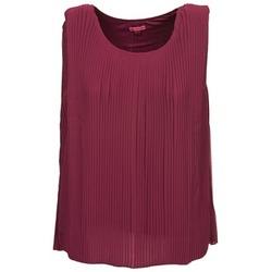 textil Dame Toppe / T-shirts uden ærmer Bensimon REINE Sveske