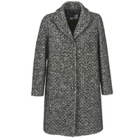 textil Dame Frakker Love Moschino MANSOI Grå