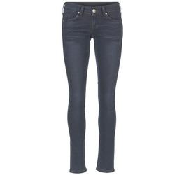 textil Dame Smalle jeans Mustang GINA Blå / Sort