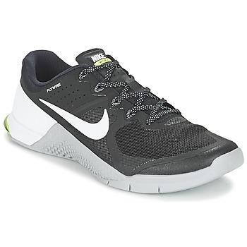 Sko Herre Fitness / Trainer Nike METCON 2 CROSSFIT Sort / Hvid