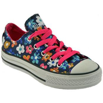 Sko Børn Lave sneakers Converse  Blå