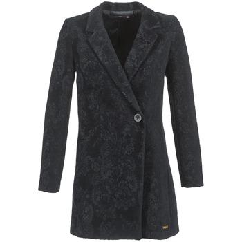 textil Dame Frakker Desigual LOUVIALE Sort