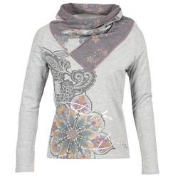 textil Dame Sweatshirts Desigual CASMIBA Grå