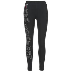 textil Dame Leggings Desigual ESOUNAXI Sort