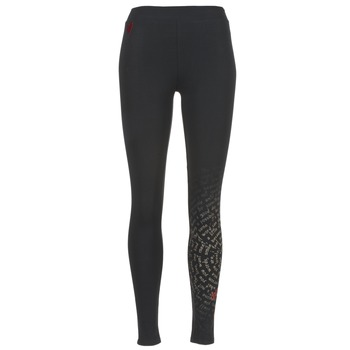 textil Dame Leggings Desigual YALOIRE Sort