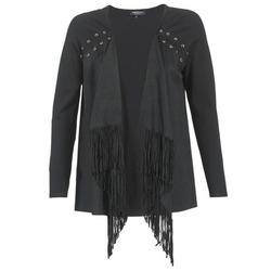 textil Dame Veste / Cardigans Morgan MIKER Sort