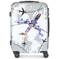 Tasker Hardcase kufferter David Jones OUSKILE 50L Flerfarvet