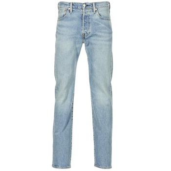 textil Herre Lige jeans Levi's 501 LEVIS ORIGINAL FIT Hillman