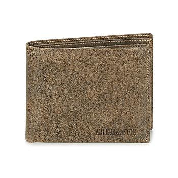 Tasker Herre Tegnebøger Arthur & Aston RAOUL Kastanje