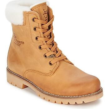 Sko Dame Støvler Panama Jack PANAMA Honning