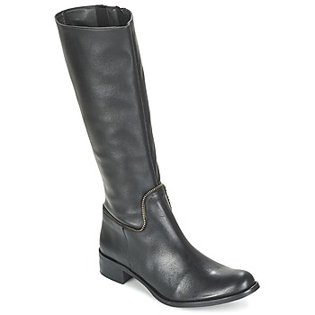 Sko Dame Chikke støvler Betty London FLIGNE Sort