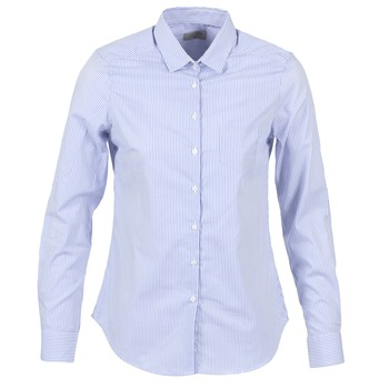 textil Dame Skjorter / Skjortebluser Casual Attitude FANFAN Hvid / Blå