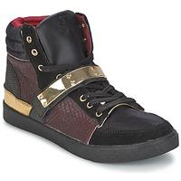 Sko Dame Høje sneakers SuperTrash GOLDY Bordeaux