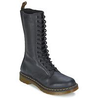 Sko Dame Chikke støvler Dr Martens 1B99 Sort