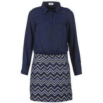 textil Dame Korte kjoler Betty London FERMINE Marineblå
