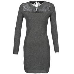 textil Dame Korte kjoler Betty London FLOUELLE Grå