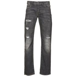 textil Herre Lige jeans Kaporal AMBROSE Sort