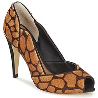 Sko Dame Pumps Dumond GUATIL Leopard