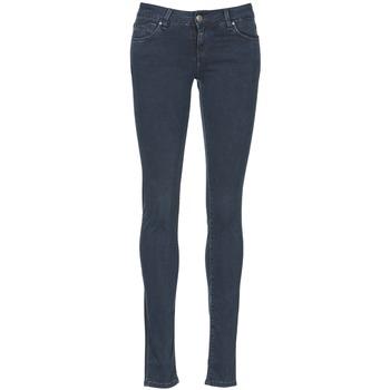 textil Dame Smalle jeans School Rag NEW LINDSEY Blå