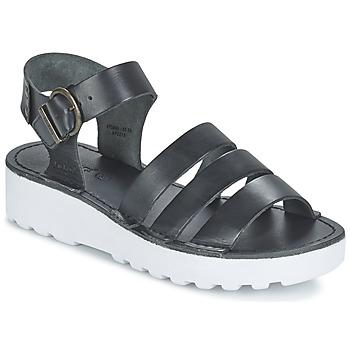 Sko Dame Sandaler Kickers CLIPPER Sort