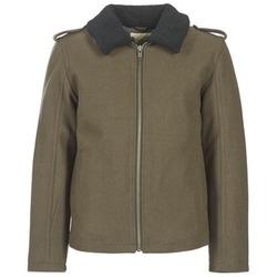 textil Herre Jakker / Blazere Selected PENN Kaki