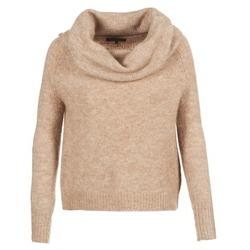 textil Dame Pullovere Only BERGEN BEIGE