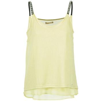 textil Dame Toppe / T-shirts uden ærmer LPB Woman BRICCOM Gul