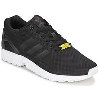 Sko Herre Lave sneakers adidas Originals ZX FLUX Sort / Hvid