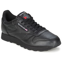 Sko Lave sneakers Reebok Classic CL LTHR Sort