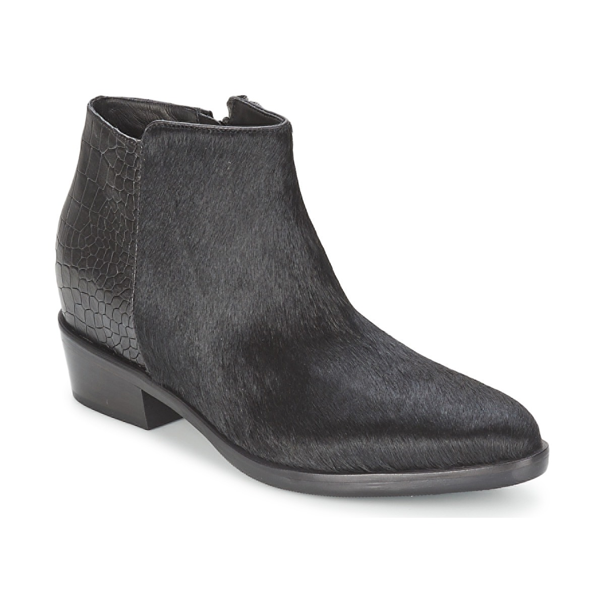 Støvler Alberto Gozzi  PONY NERO