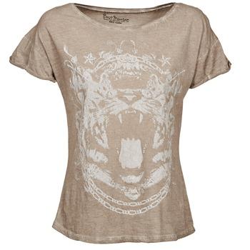 textil Dame T-shirts m. korte ærmer Best Mountain ACCADUR MULDVARPEGRÅ