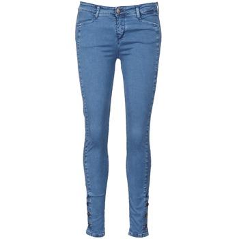 textil Dame Smalle jeans Acquaverde ALFIE Blå / Lys