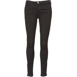textil Dame Smalle jeans Acquaverde ALFIE Sort