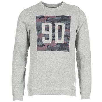textil Herre Sweatshirts Jack & Jones BOXCAMO CORE Grå