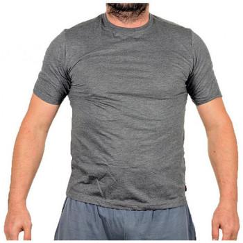 textil Herre T-shirts m. korte ærmer Kappa