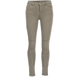 textil Dame Smalle jeans Vero Moda SEVEN MULDVARPEGRÅ