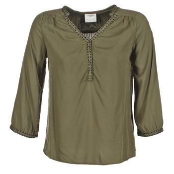 textil Dame Toppe / Bluser Vero Moda CHARLOTTE KAKI