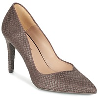 Sko Dame Pumps Betty London FOZETTE Brun