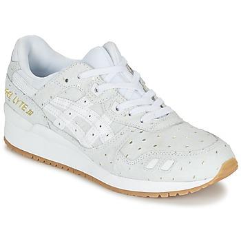 Sko Dame Lave sneakers Asics GEL-LYTE III PACK SAINT VALENTIN W Hvid / GYLDEN