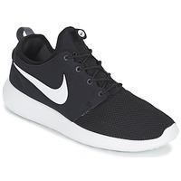 Sko Herre Lave sneakers Nike ROSHE TWO Sort / Hvid