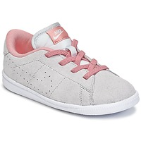 Sko Pige Lave sneakers Nike TENNIS CLASSIC PREMIUM TODDLER Grå / Pink