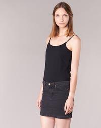 textil Dame Toppe / T-shirts uden ærmer BOTD FAGALOTTE Sort