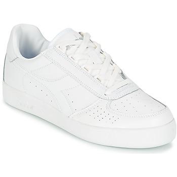 Sko Lave sneakers Diadora B.ELITE Hvid