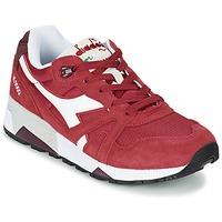 Sko Lave sneakers Diadora N9000 III Rød