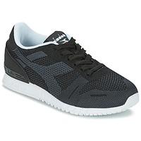 Sko Lave sneakers Diadora TITAN WEAVE Sort