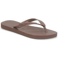 Sko Flip flops Havaianas TOP Brun